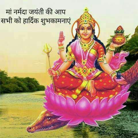 maa narmada jayanti religious gujarat